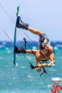 Cruser Putnam , Kite Beach Maui, Maui Kiteboarding Lessons