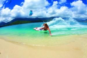 Aqua Sports Maui Kitesurfing