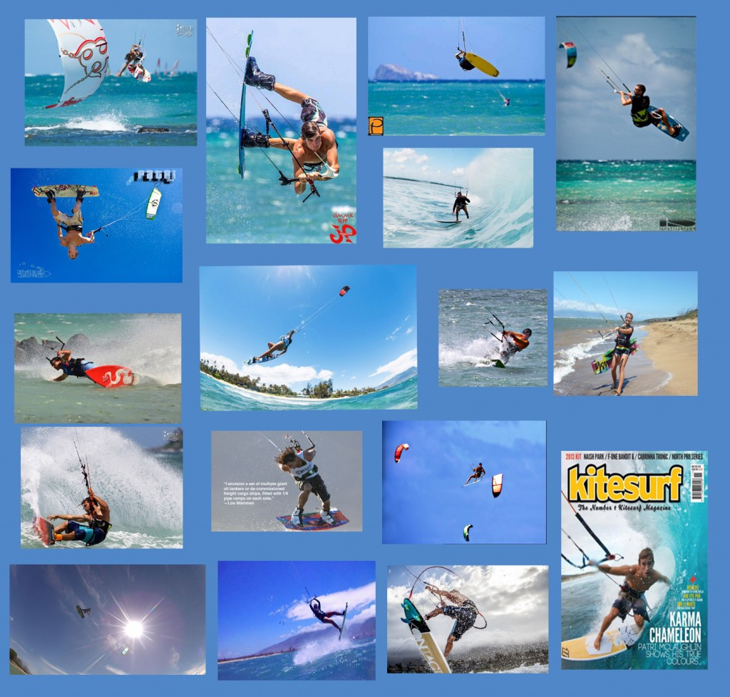 Aqua Sports Maui Kiteboarding Instructors