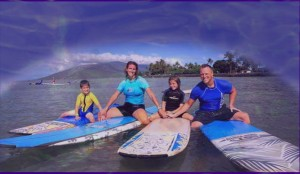 Maui Surf Lesson from Maui Wave Riders