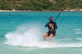 kiteboarding transition