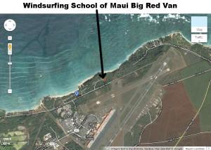 Kanaha google map
