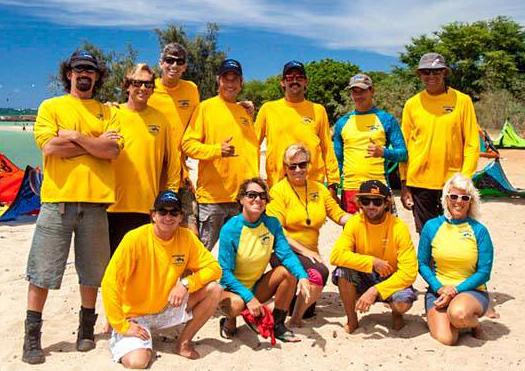 Aqua Sports Maui Team