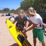 Kiteboarding jobs