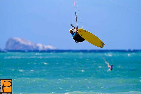 Karen Lang Aqua Sports Maui Kiteboarding Instructor