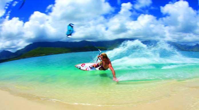 maui kitesurfing
