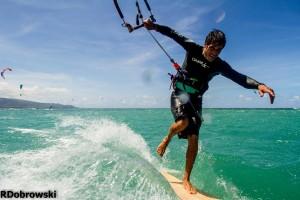 Matt Cooper Aqua Sports Maui Kiteboarding Instructor