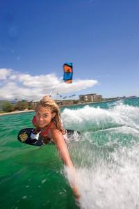 Aqua Sports Maui Kiteboarding Lessons By the Hour