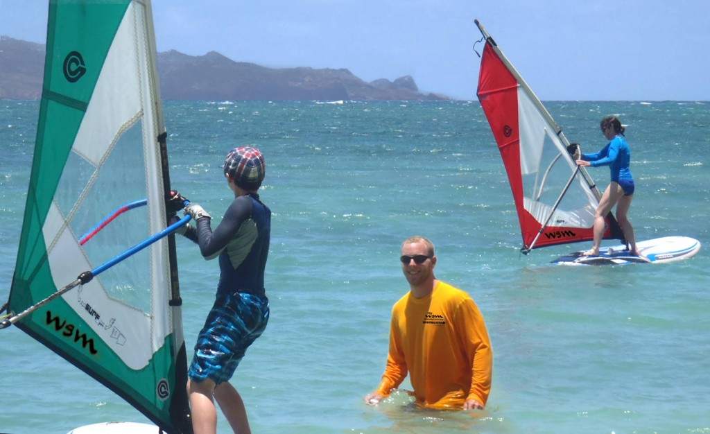 Windsurfing School of Maui