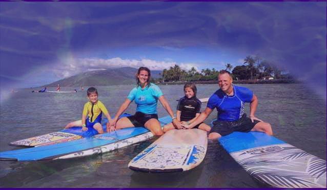 Maui Surf Lesson