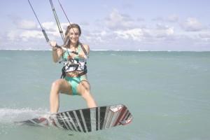 Aqua Sports Maui Kiteboarding Lessons Intemediate