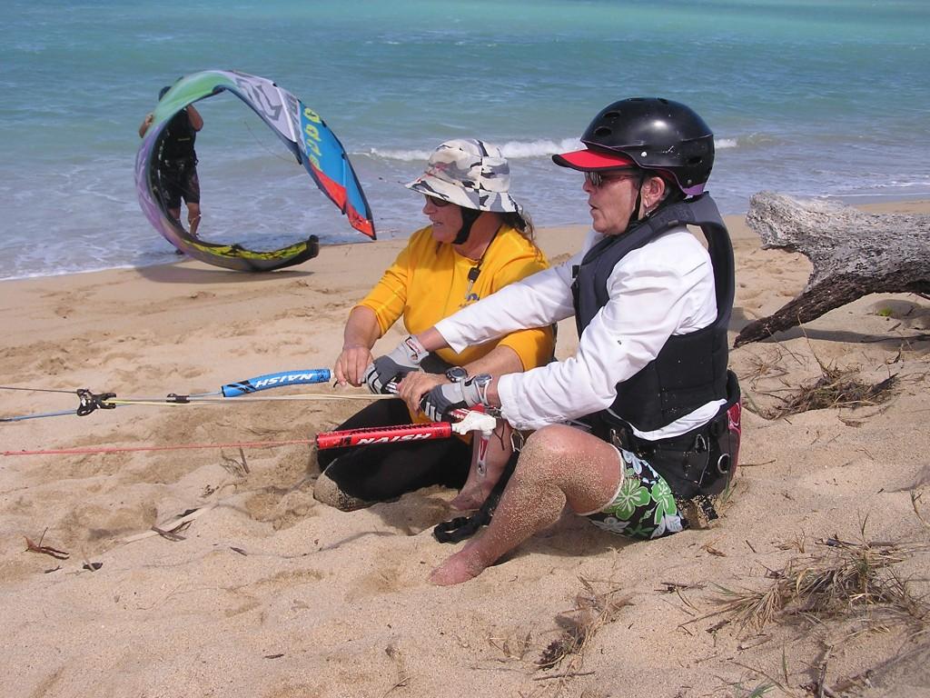Aqua Sports Maui Sneak Peak Trainer Kite Class