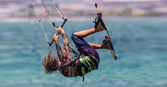 Corey Gallagher Maui Kiteboarding