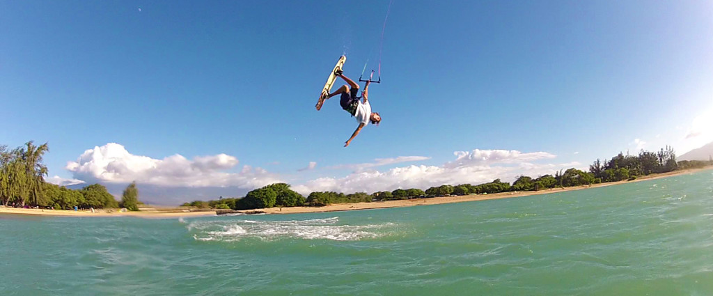 maui kiteboarding lessons corey gallagher