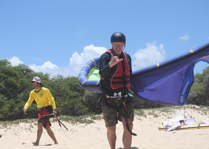 All Kiteboarding Lessons Book Here