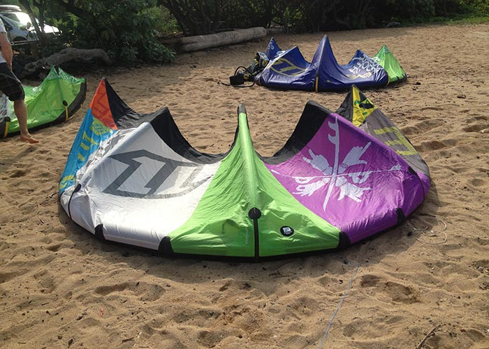 Maui Kiteboarding Lessons Gear Policy
