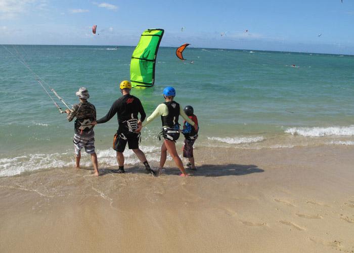 Kiteboarding Special