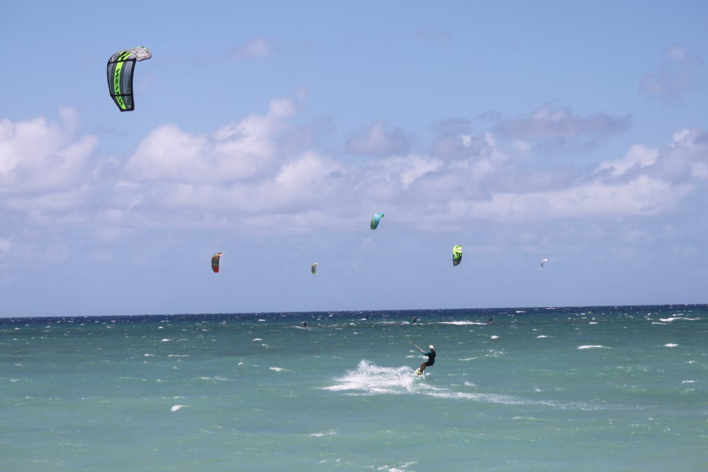 all day kiteboarding camp