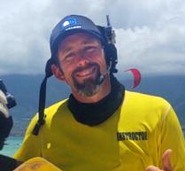 Maui Kiteboadrng Instructo